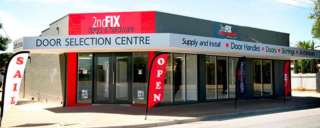 2nd Fix Doors and Hardware - Adelaide Showroom